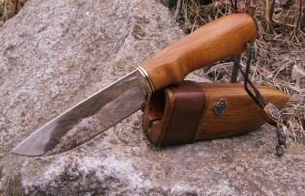 Больстер для ножа своими руками